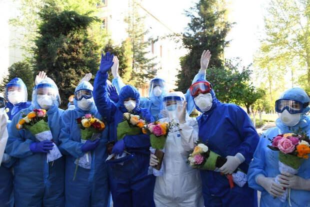В России на 14 апреля за сутки от COVID-19 выздоровели ещё 224 человека