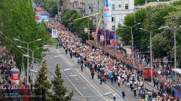 Пушилин: Парад Победы в ДНР может пройти без зрителей