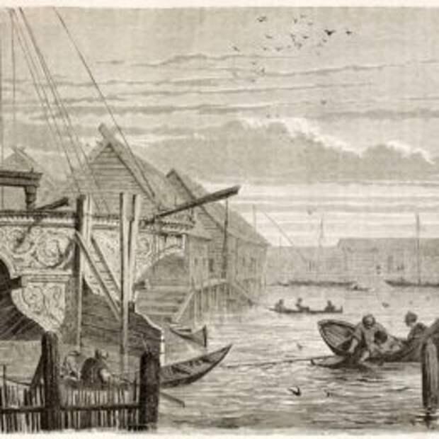 Рыба всегда играла огромную роль не только в нашей кухне, но даже в истории страны