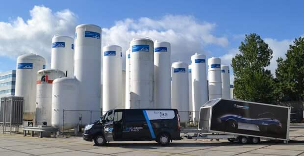 Водородная энергетика: мифы и реальность