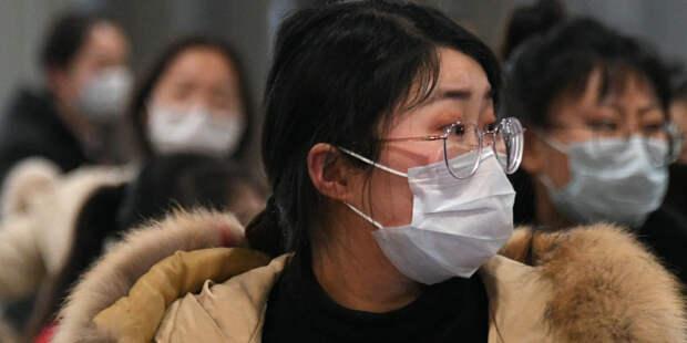 В Китае число умерших от коронавируса выросло до 636 человек