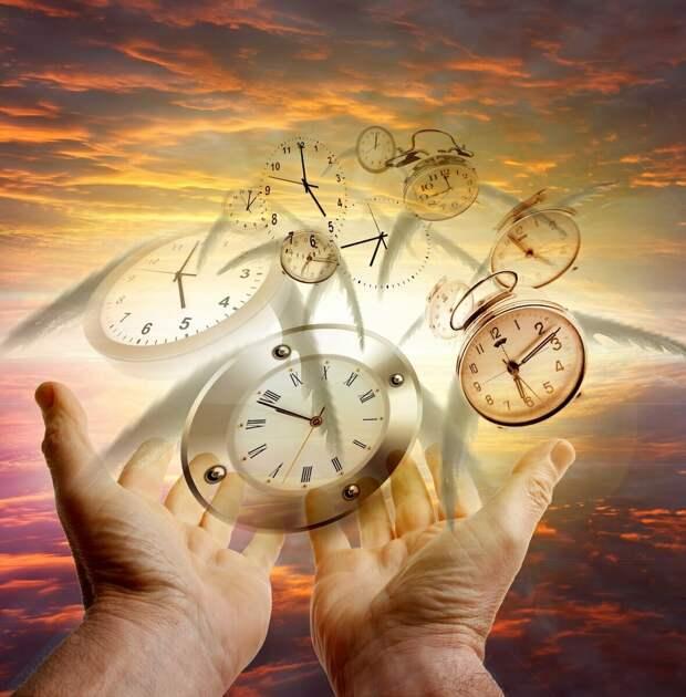 Что такое для нас время?