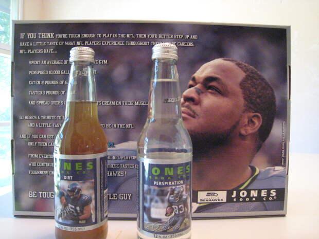 Perspiration от Jones Soda  еда, жесть, факты