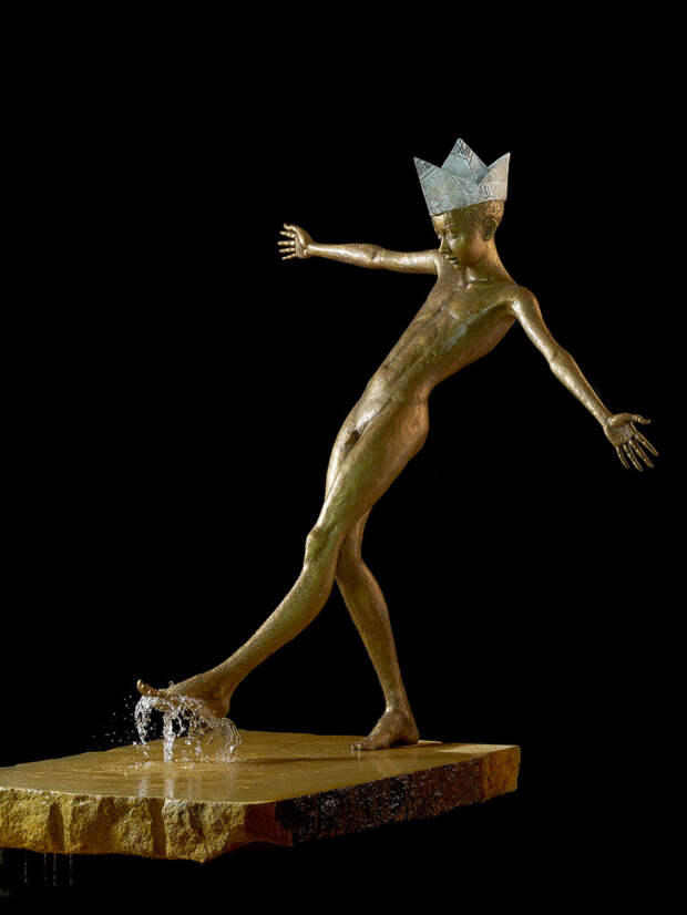Невероятно красивые фонтаны от Małgorzata Chodakowska