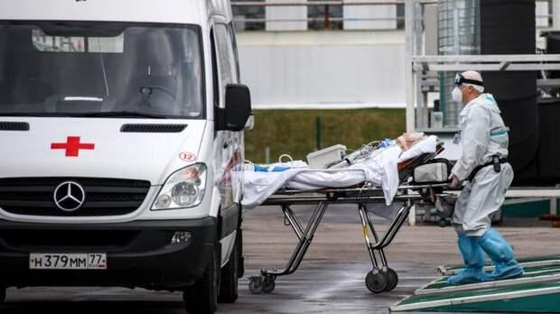 Более 4,7 тыс. петербуржцев с коронавирусом лежат в больницах