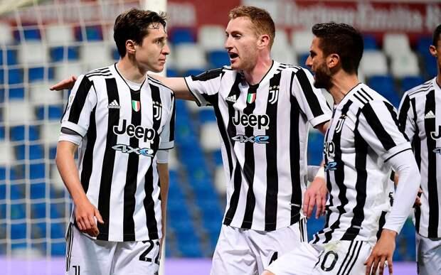 «Ювентус» выиграл Кубок Италии, обыграв в финале «Аталанту»