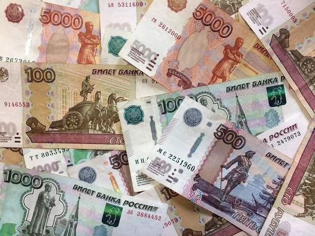 Россияне уменьшили свои вклады