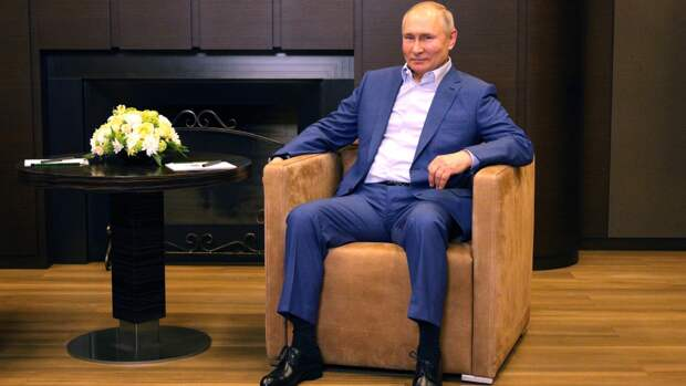 Президент РФ призвал Израиль и Палестину прекратить вооруженный конфликт