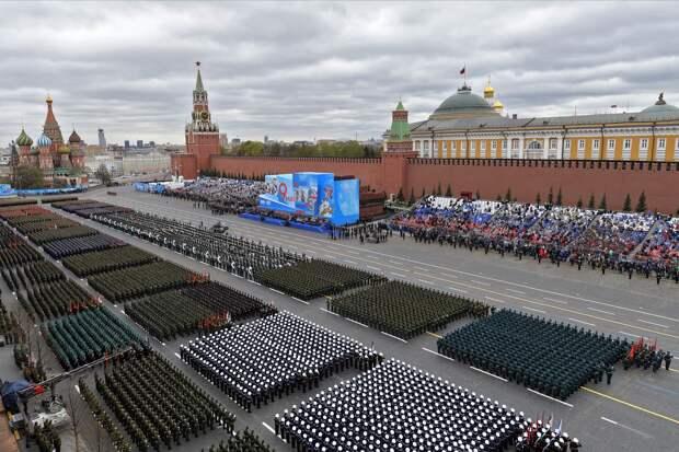 Юрий Селиванов: Парад доброй силы