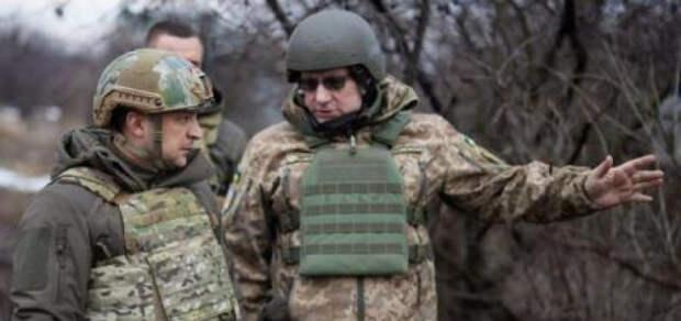 The Washington Post: Запад не поддержит Украину, если она пойдёт на эскалацию с Россией