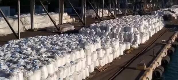 Обнаруженная в одесском порту селитра может вызвать взрыв в три раза мощнее, чем в Бейруте