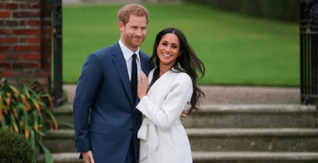 Принц Гарри с женой учредят собственную премию