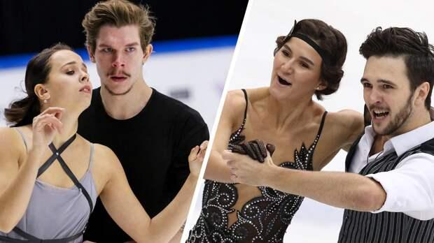 «Судьи еще непоняли, как оценивать финнстеп вэтом сезоне». Танцоры открывают Гран-при вКанаде