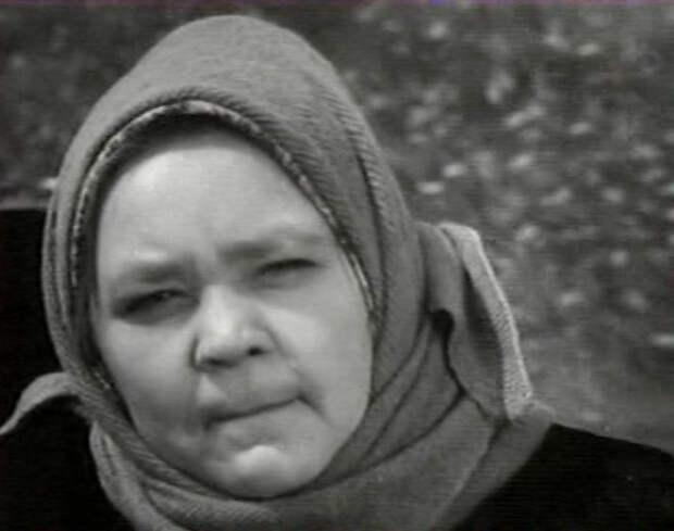 Алевтина Власьевна. Дело было в Пенькове, 1958, Валентина Телегина. СССР, злодейка, кино
