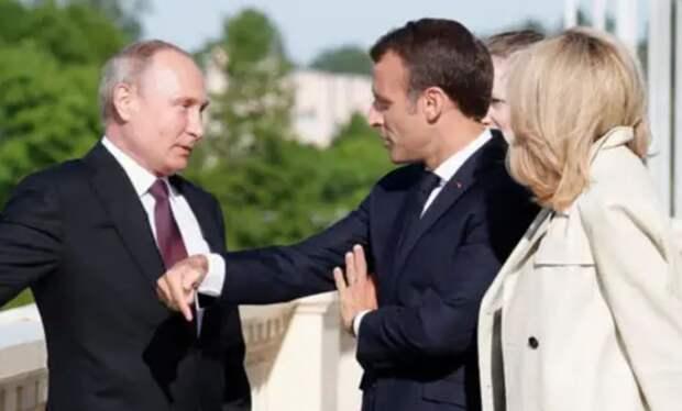 Путин и европейцы