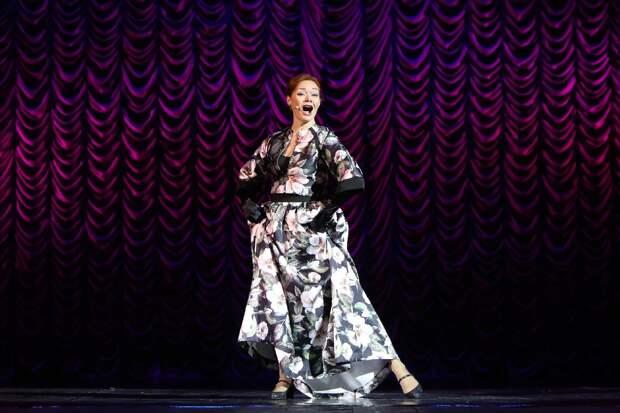 Facebook заблокировал видео выступления актрисы Нижегородского Камерного музыкального театра