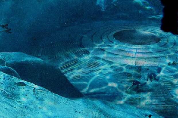 Подводная цивилизация запретила
