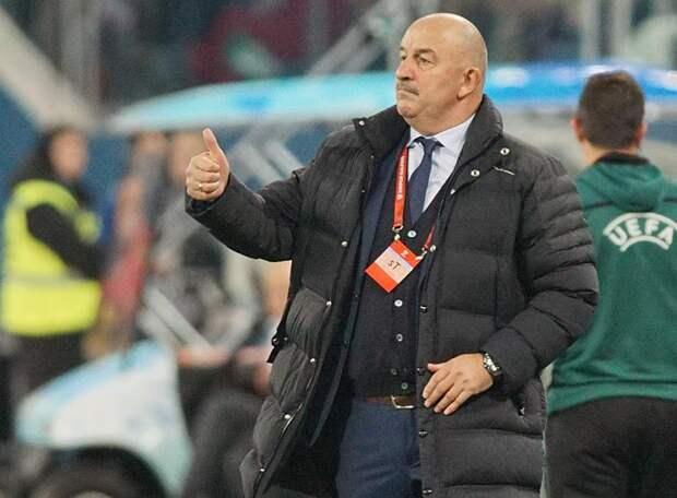 Станислав Черчесов: Сборная России перейдет с нежного футбола на другой. У нас будут изменения
