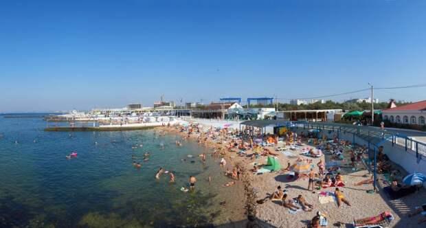 Операторы севастопольских пляжей отказываются от взятых обязательств