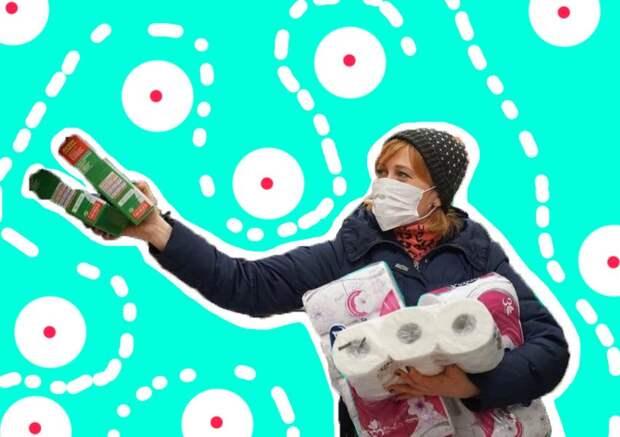 «В супермаркетах маски по-прежнему очень важны»: эксперт рассказал, когда можно отменять масочный ре