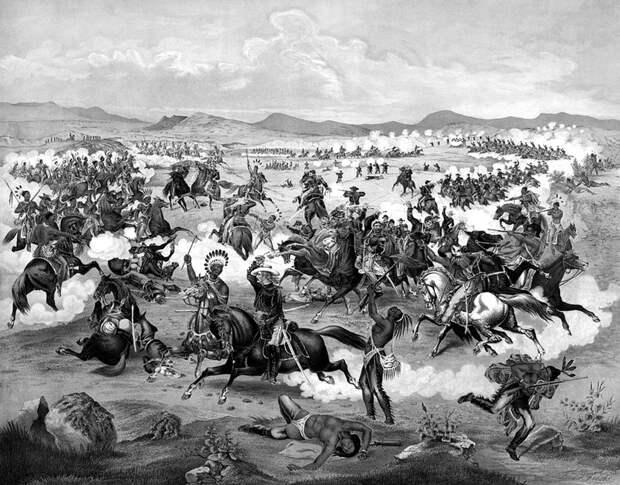 Белые не всегда побеждали в схватках с индейцами америка, дикий запад, интересное, факты