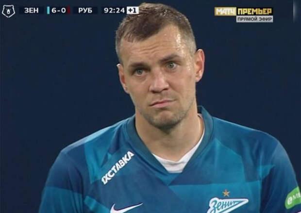 Дзюба две недели назад: «Постараюсь не сломаться…» ЦИФРЫ матча в Грозном: Артема не было…
