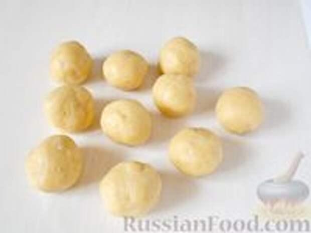 Фото приготовления рецепта: Медовик апельсиновый - шаг №11
