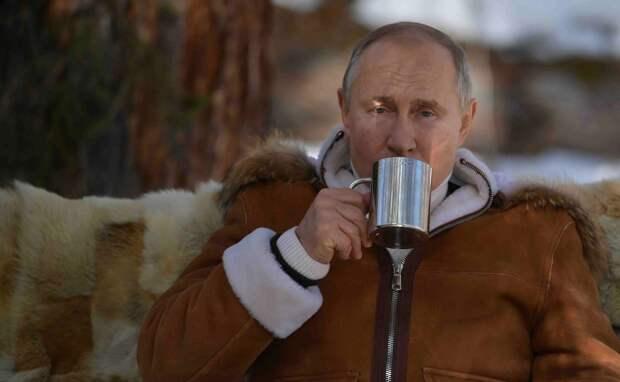Путин отреагировал на предложение Зеленского встретиться на Донбассе