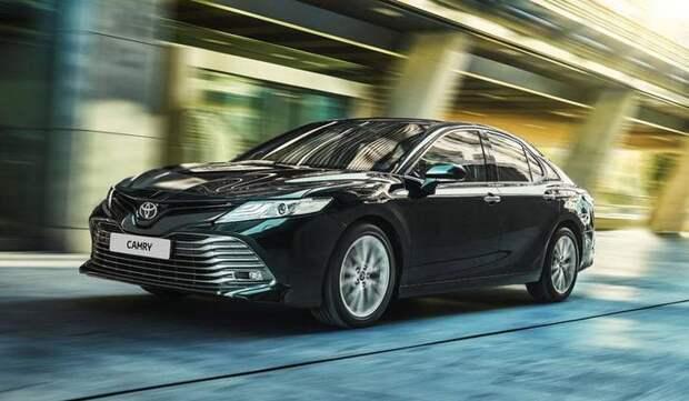 Toyota Corolla и Ford F-150: 10 самых продаваемых автомобилей в мире