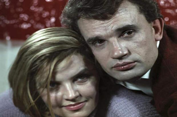 Евгений и вторая жена Дзидра Ритенберга