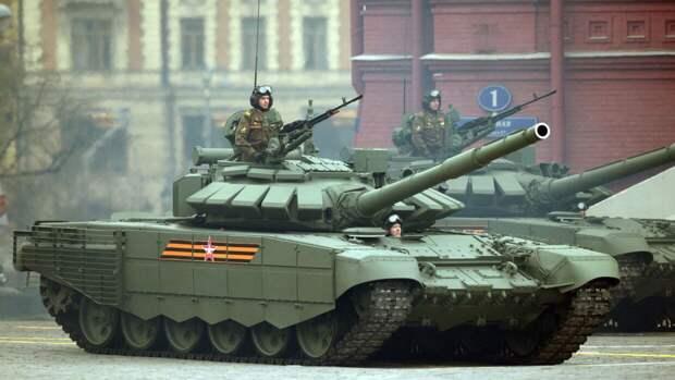 В Sohu назвали российскую технику на параде Победы, которая заставила Запад вздрогнуть