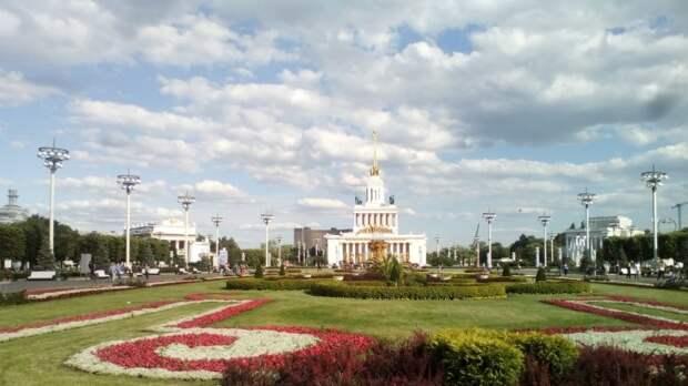 Реставрация шести павильонов ВДНХ пройдет в Москве в 2021 году