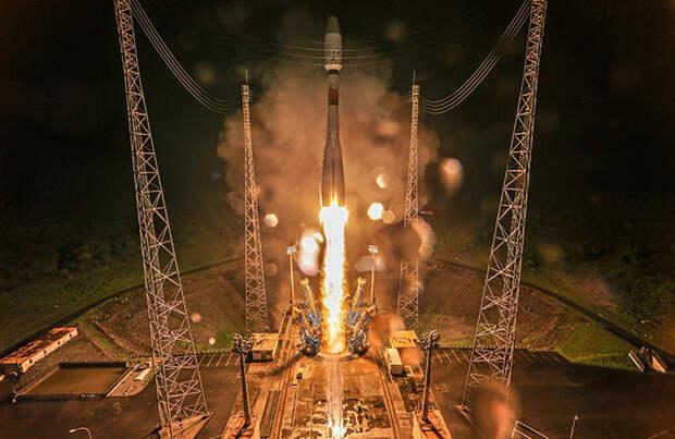 Четыре российских «Союза» в 2022 году стартуют с космодрома Куру во Французской Гвиане
