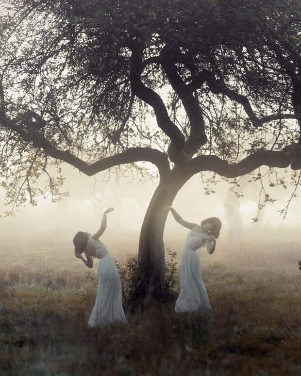 Сказочные и мистические образы на снимках Сины Домке