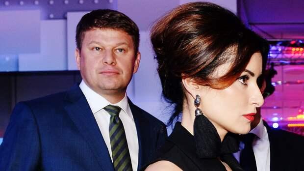 Канделаки прокомментировала конфликт Тихонова иГуберниева
