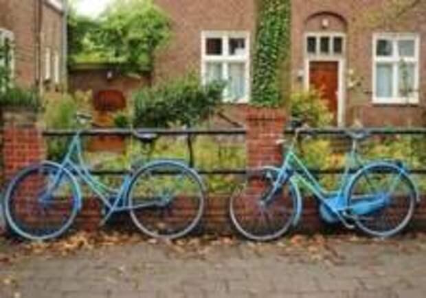 Беспилотникам в Европе мешают велосипеды