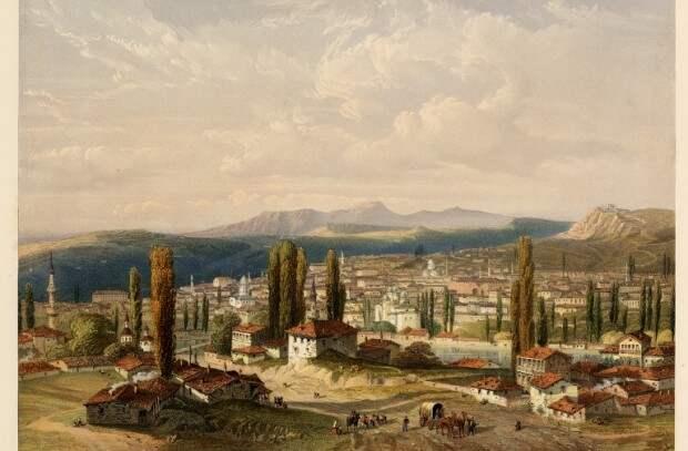 12 ноября 1772 года Крым перешёл под протекторат России