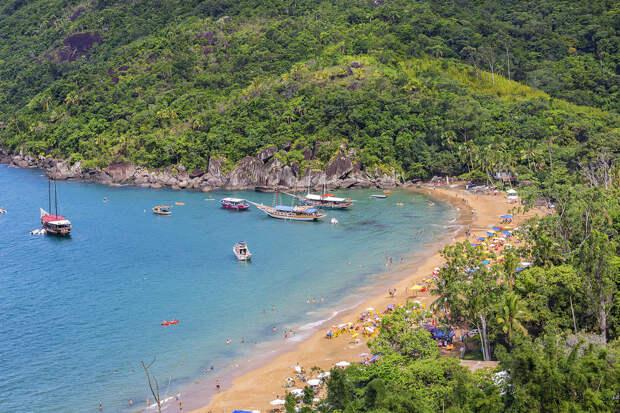 Бразилия откроет для туристов тропические острова в штате Пернамбуку
