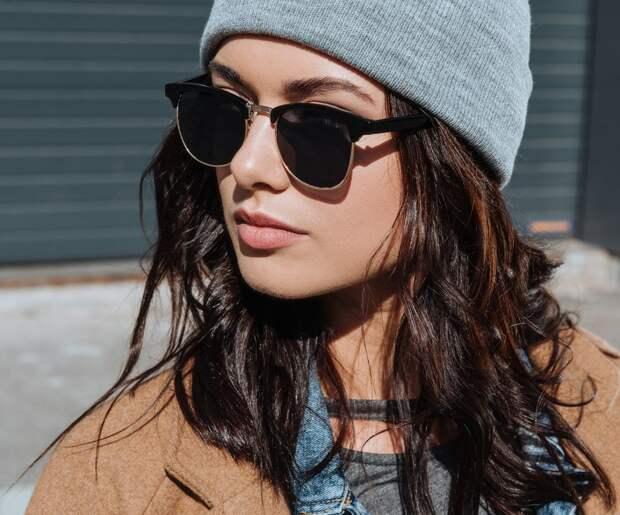 солнечные очки 2019