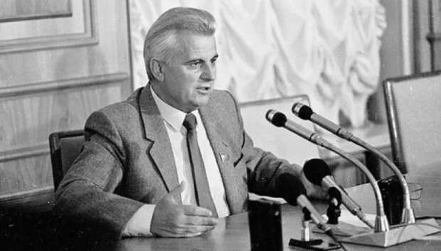 Бывший главный комсомолец рассказал ороли Кравчука вразвале СССР