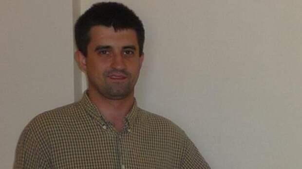 Задержание украинского дипломата в Петербурге сняли на видео