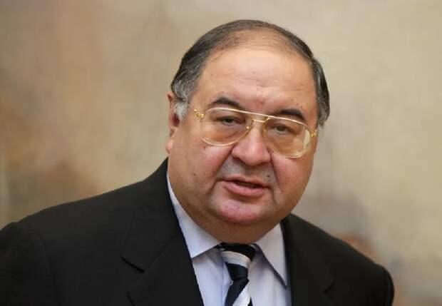 Алишер Усманов назвал своих возможных наследников