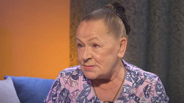 Рязанова рассказала о своих воспоминаниях об умершем сыне