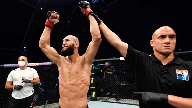 Стали известны 2 возможных соперника Хамзата Чимаева после возвращения в MMA