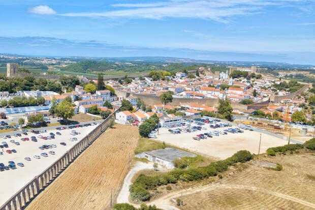 Обидуш: средневековая крепость в Португалии