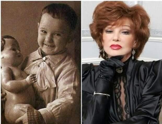 30 редких фотографий: Какими были в детстве и какими выросли звёзды кино