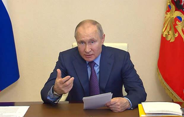 Путин потребовал избавиться от унижающей людей бюрократии в соцсфере