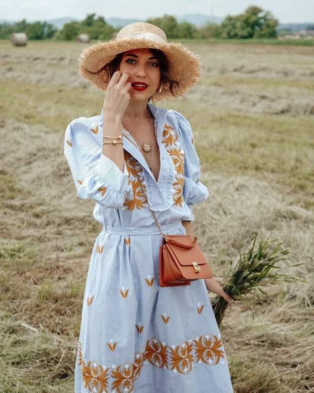 Летние платья в стиле бохо: 16 самых модных и популярных моделей