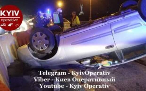 Задержанная киевлянка побила рекорд по пьяному вождению по городу