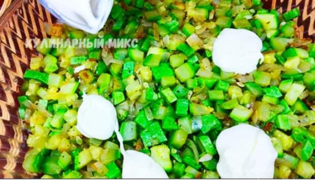Новый рецепт «сливочных» кабачков: вкуснее, чем жареные или оладьи, только проще